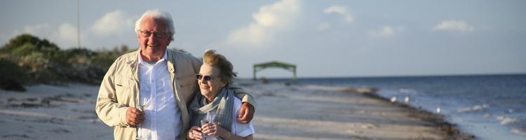 reizen voor alleenstaande ouderen